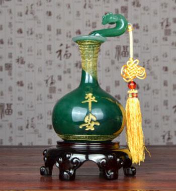 花瓶客厅摆件工艺品