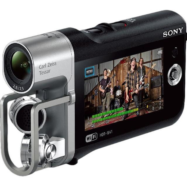 索尼(SONY) HDR-MV1