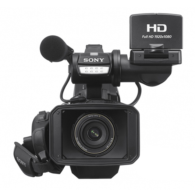 索尼HXR-MC2500