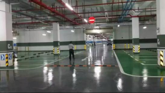 停车场整体制作