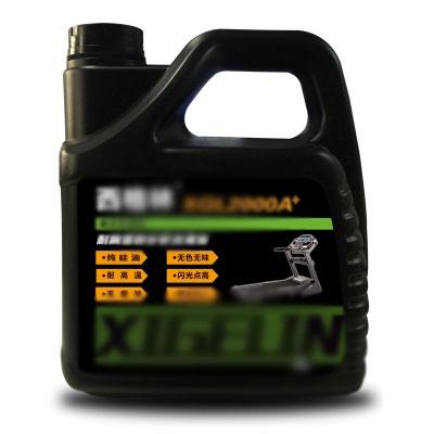 跑步机油硅油