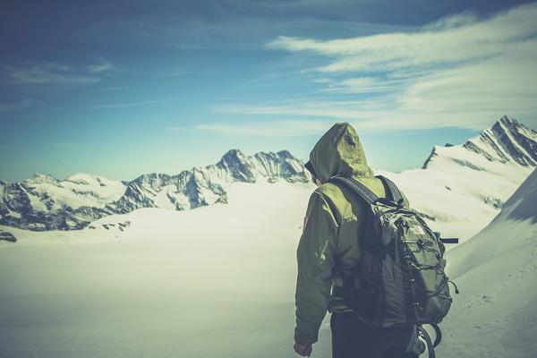 拓展活动--登山