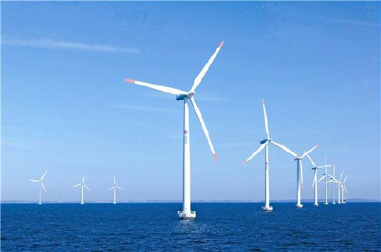 近海风力发电厂
