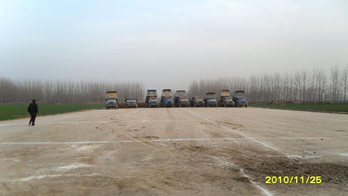 泗许高速1标路基工程