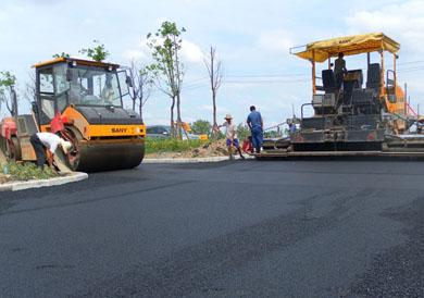 安庆市机场大道改建工程B标项目