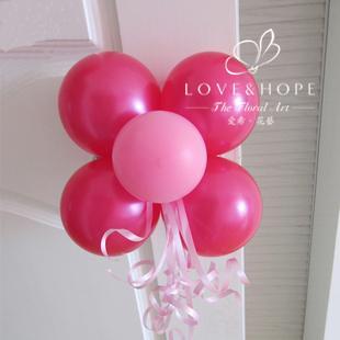 魔术气球礼物造型 3,魔术气球玫瑰花造型