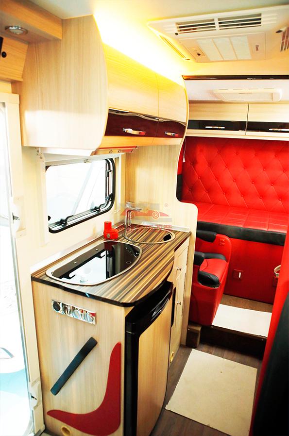 北京冷藏车_菲亚特-拖挂式房车-房 车-经典项目-北京秀丽汽车改装公司
