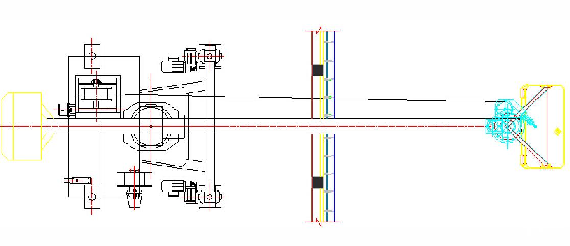 产品中心 展示型产品 屋面轨道式擦窗机cwg系列(二)  机型功能:  台车