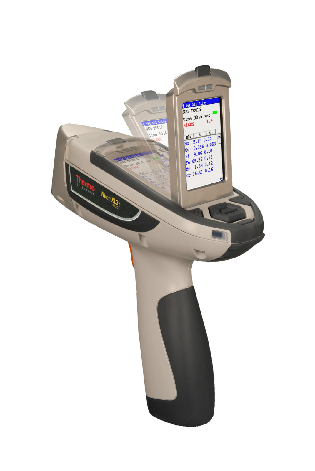 手持X荧光分析仪