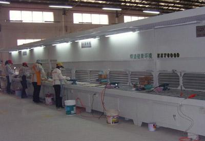焊接打磨排烟除尘工作台