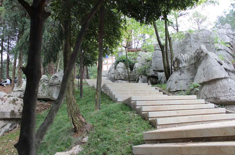 重慶龍陵石海