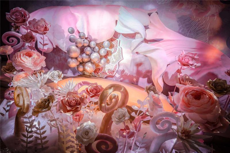 粉色系梦幻童话婚礼