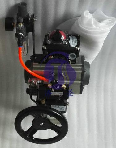 Q611F-250P气动高压球阀