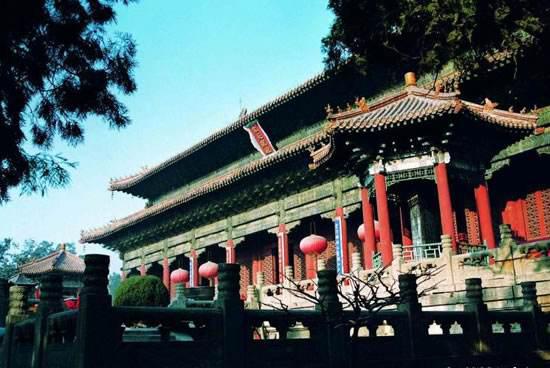 古建筑之——山东曲阜孔庙