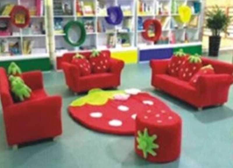 DFC9113 红莓组合沙发