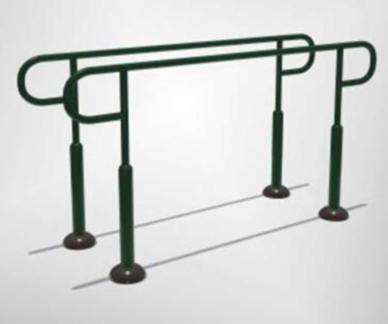 双杠-南宁健身器材户外路径生产厂家