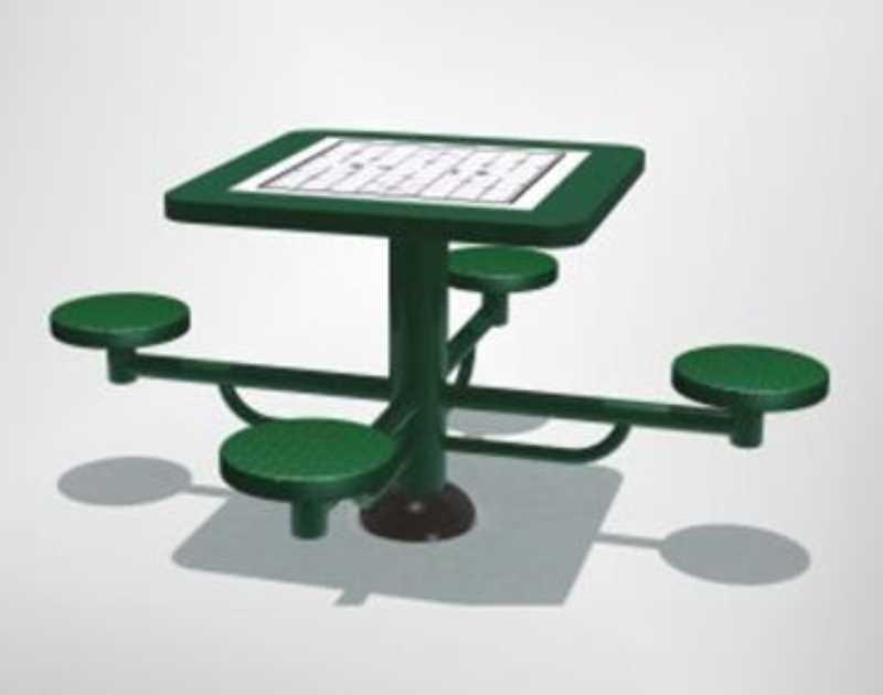 棋牌桌 -南宁健身器材户外路径生产厂家