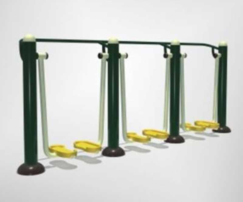 三联太空漫步机-南宁健身器材户外路径生产厂家