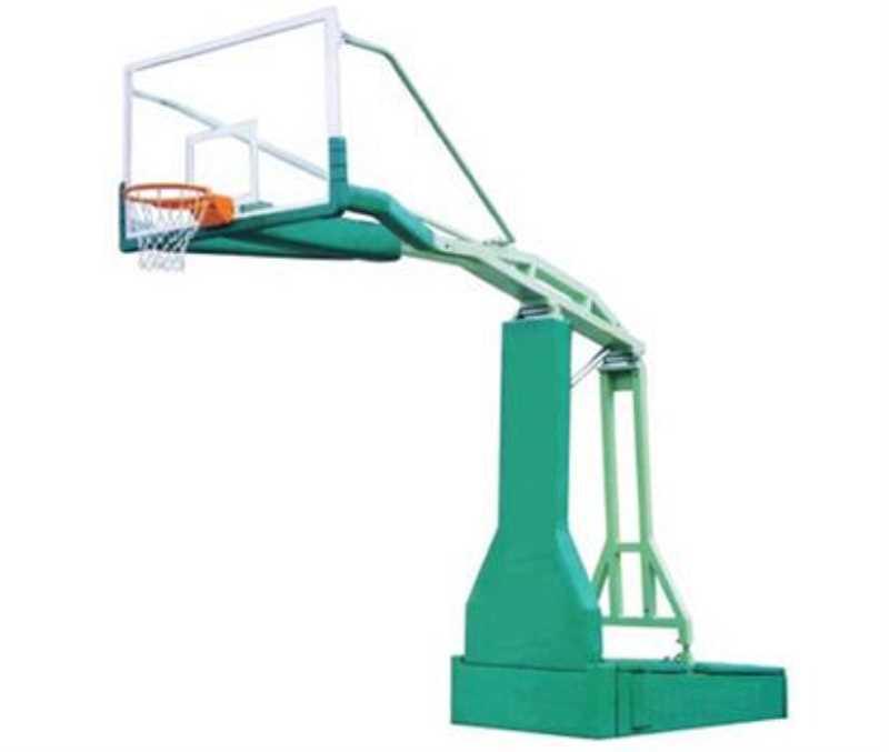 DFC9187电动液压篮球架