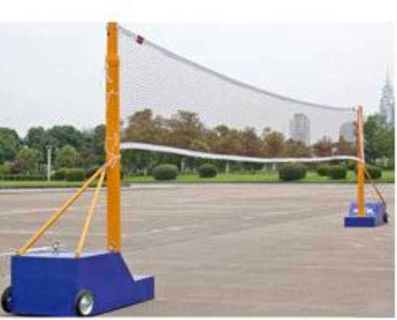 DFC919实心羽排网三用柱