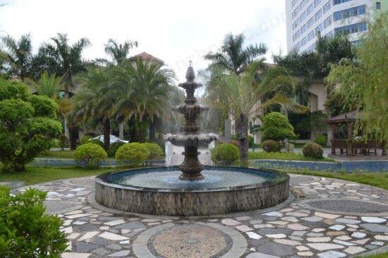 景观绿化—喷泉