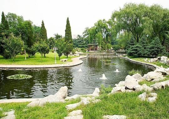 景观绿化——水景工程