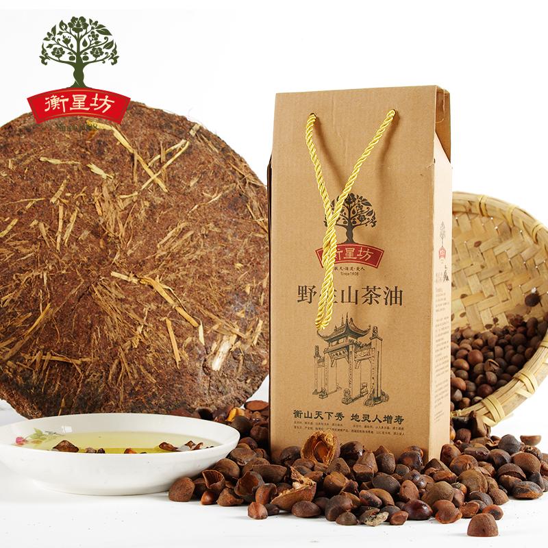 衡星坊 野生山茶油 1.6L