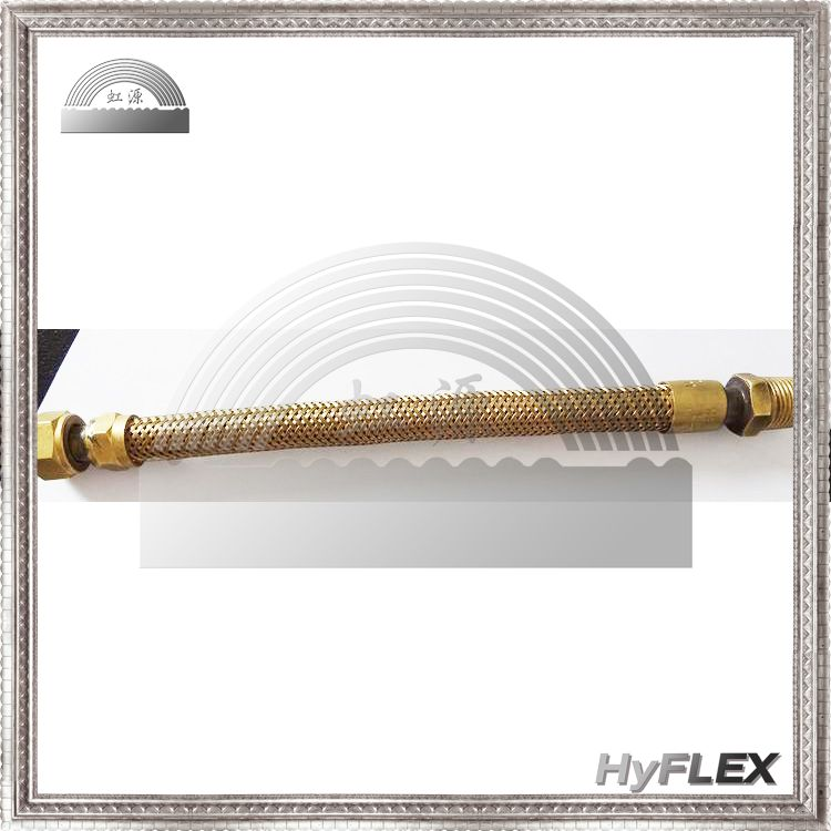 铜编织软管(螺纹接口)