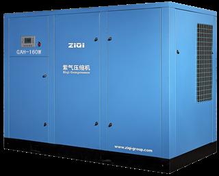 GAH110W-160W中壓螺桿空氣壓縮機