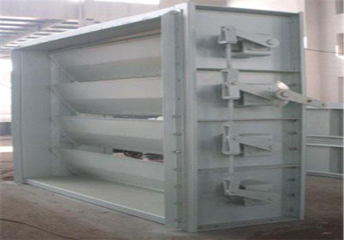 DBFM-I型矩形风道关闭挡板风门系列