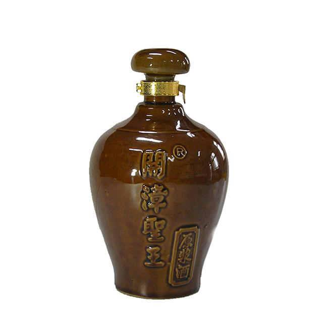 52°开漳圣王二斤原浆酒
