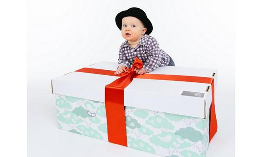 Lapador宝宝箱