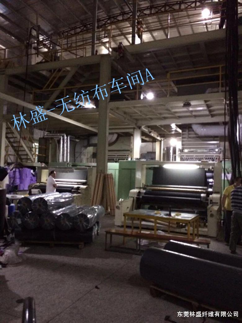 不织布(无纺布)生产设备
