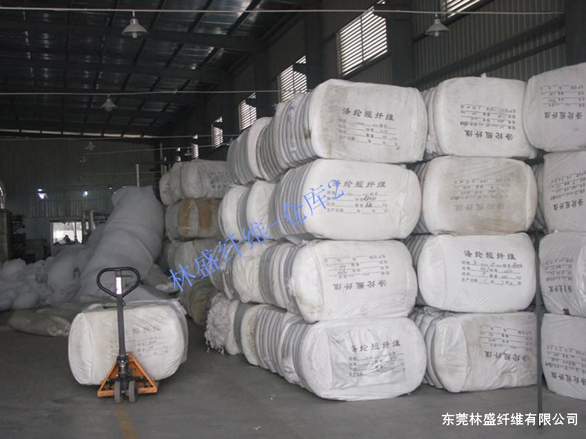 公司原料棉仓库