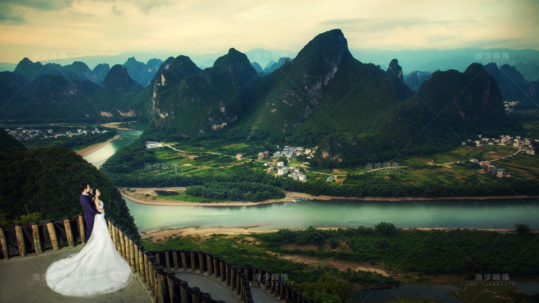 俯看桂林——相公山