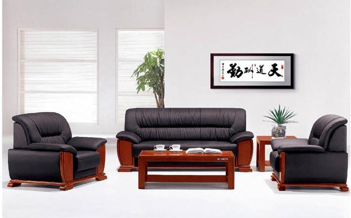 办公真皮沙发mc-s169-沙发茶几-实木办公家具-产品