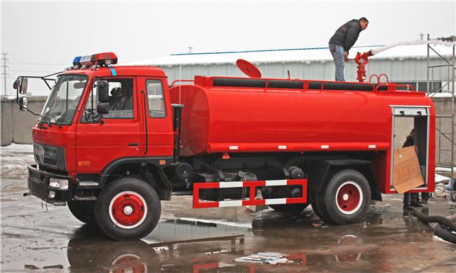 消防车保养