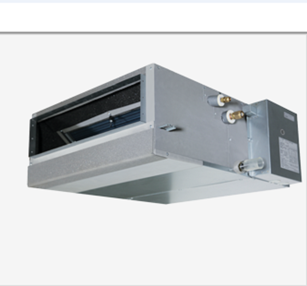 CAMII 商用内置風管機高靜壓型