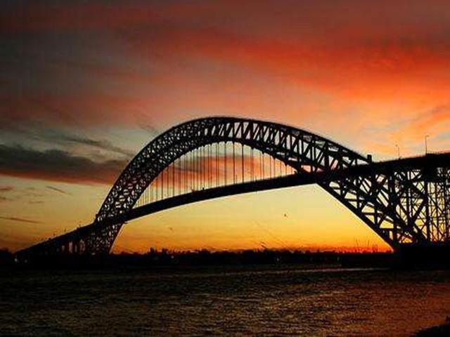 通往新泽西州的第三座桥