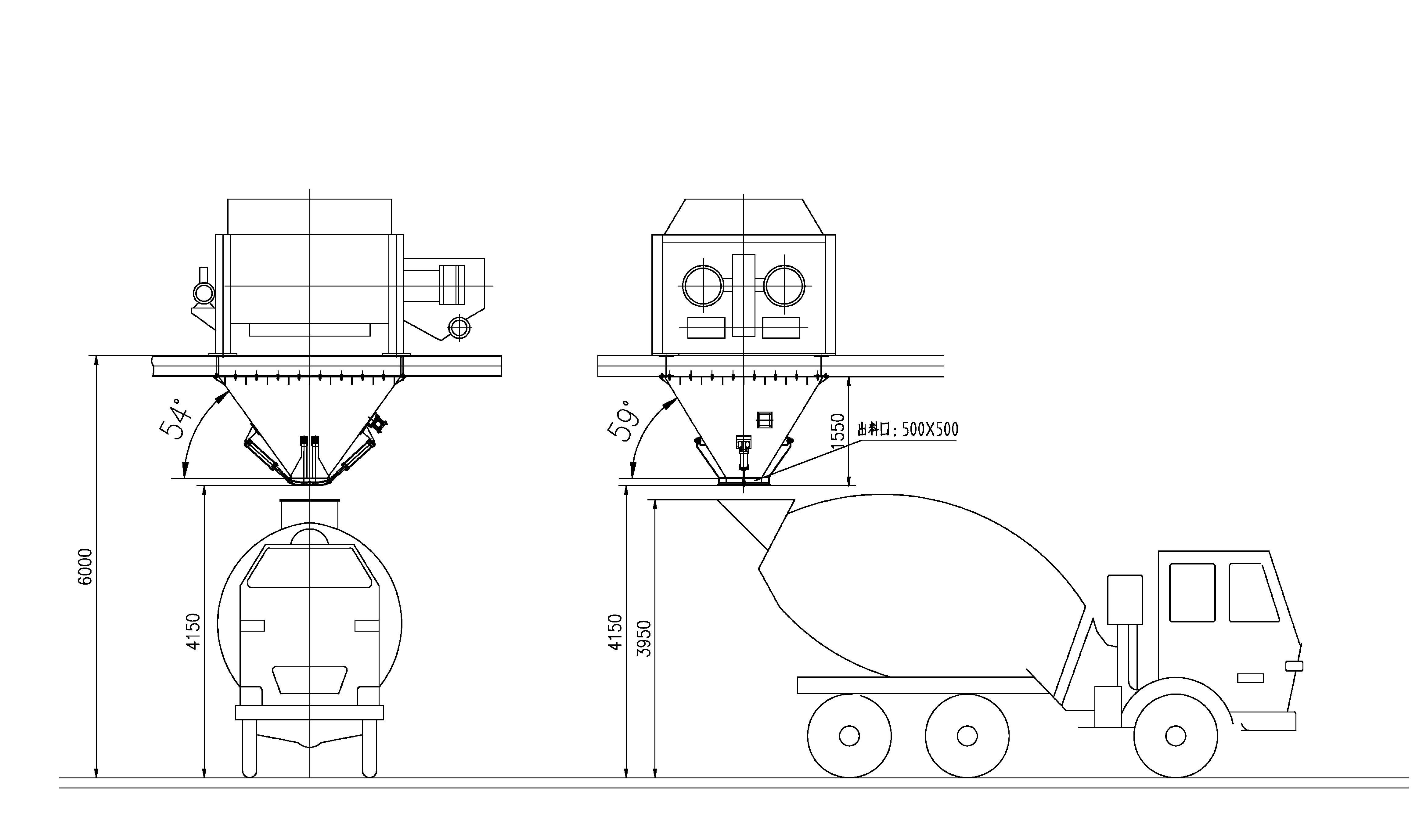 一款可以让180搅拌站真正达到180m³/小时产能的产品