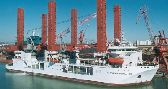秦皇岛山船重工机械有限公司