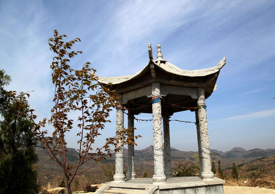 神秘大黑山-景区相册-青州市清风寨大黑山风景区