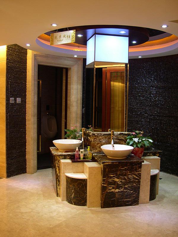 寧陽縣文成園建設主體裝飾裝修工程衛生間
