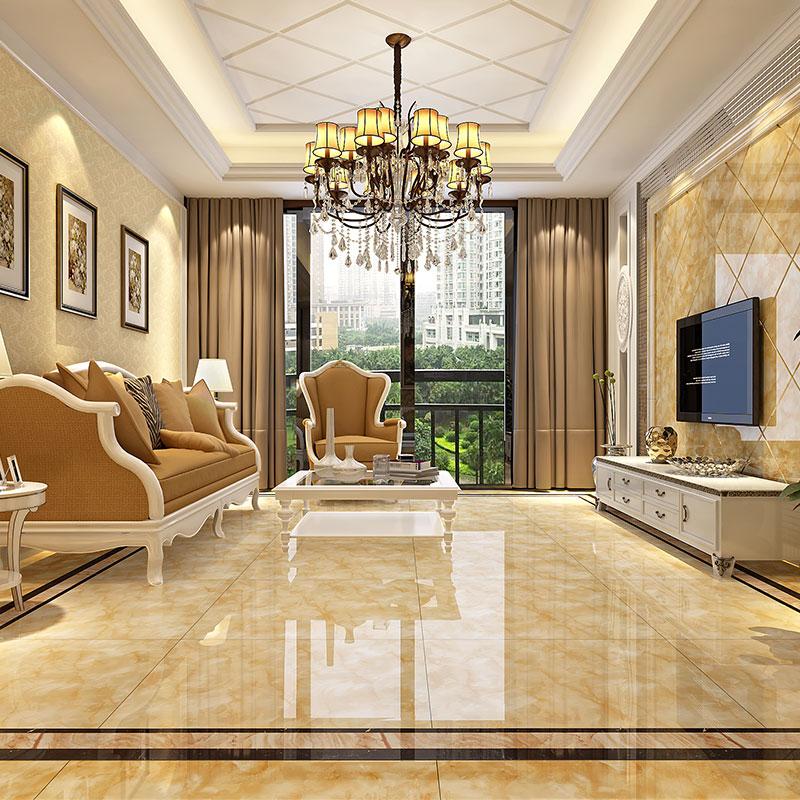 森摩 微晶石地砖电视背景墙防滑地板砖800x800欧式客厅3d正品瓷砖图片
