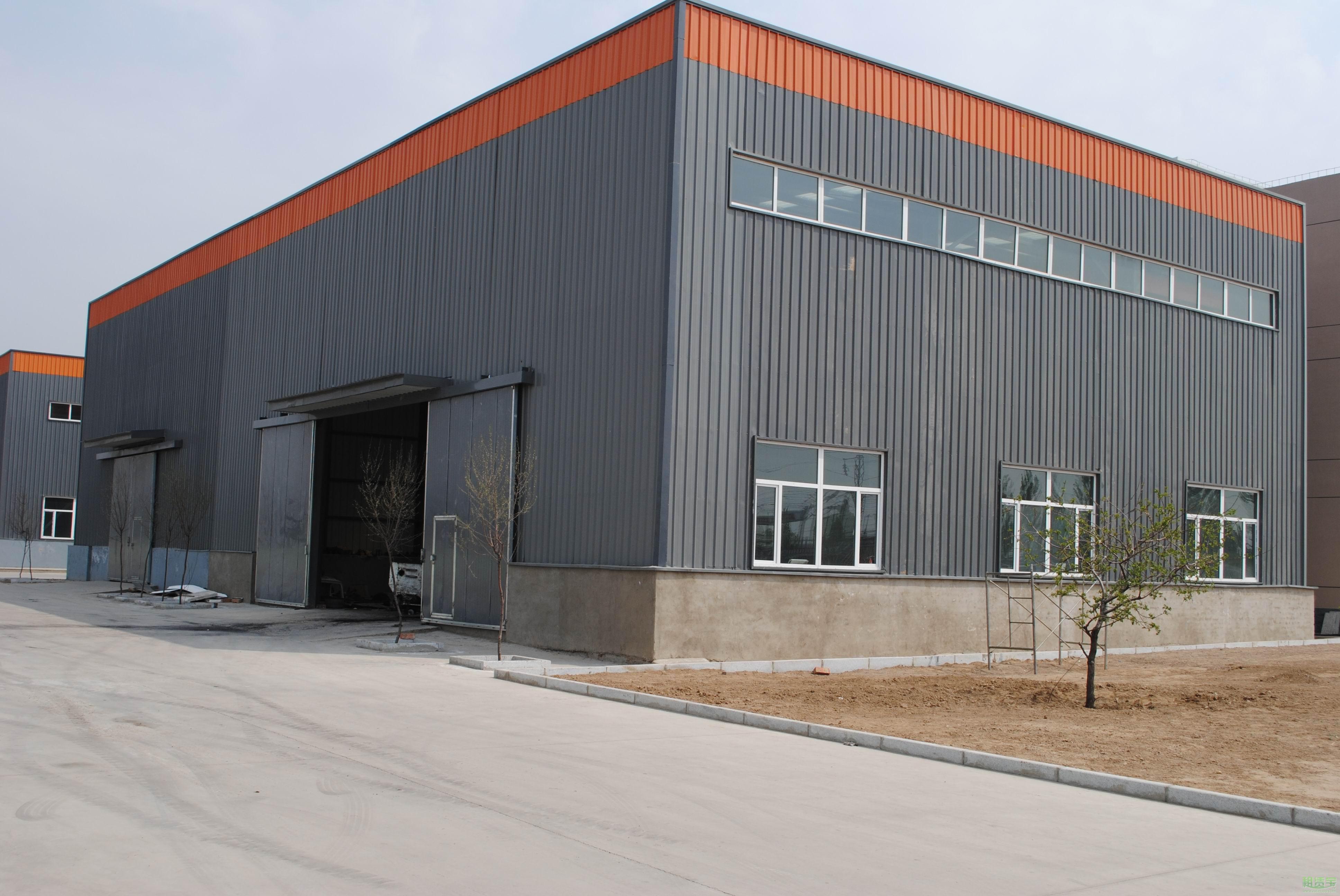 钢结构建筑-产品中心-首页