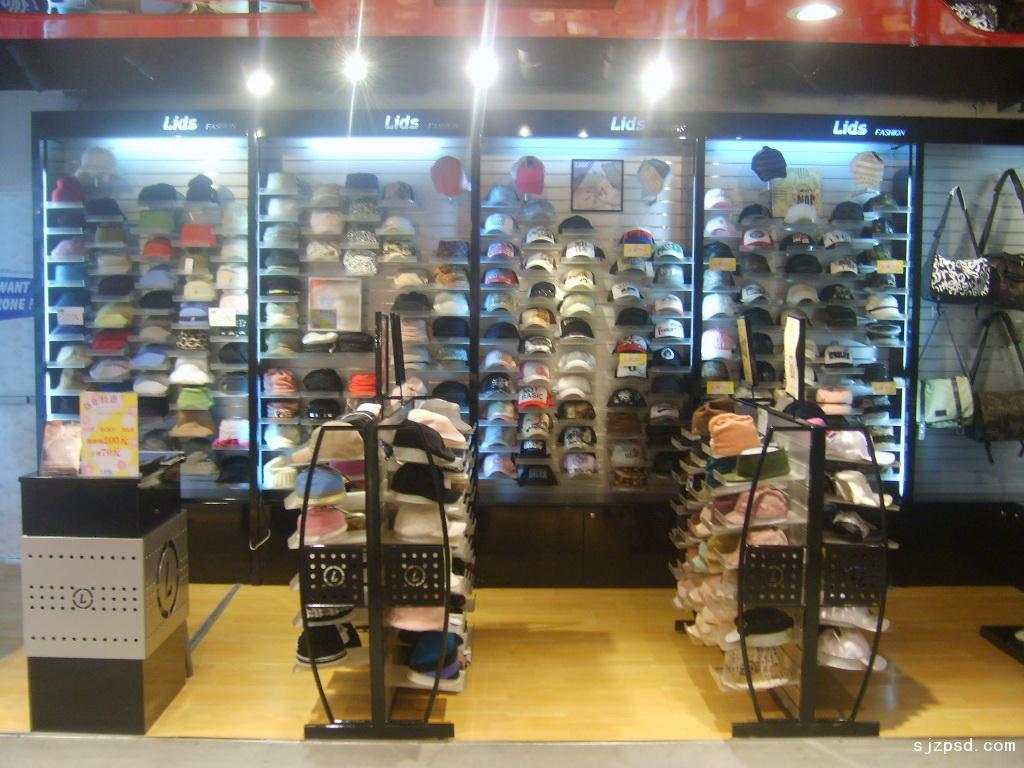 LIDS帽子专卖店