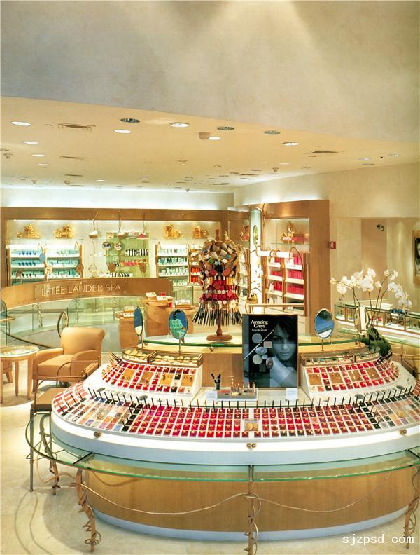 化妆品店铺