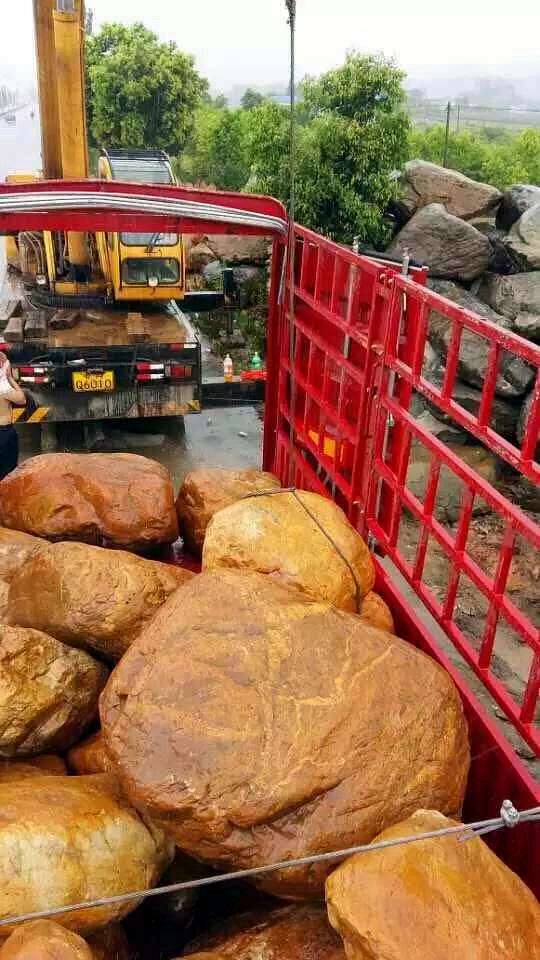 工程石、驳岸石、溪流石