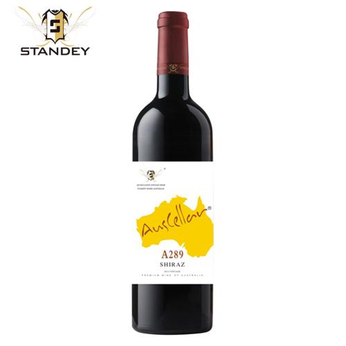 澳利莱A289西拉干红葡萄酒
