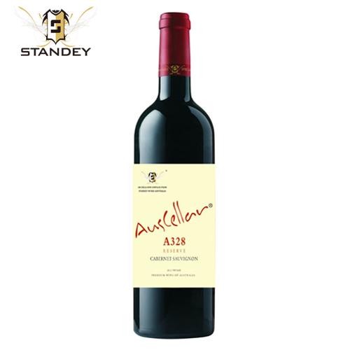 澳利莱A328赤霞珠干红葡萄酒